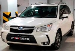 Установка магнитолы Subaru Forester 2013