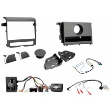 Комплект для замены штатной магнитолы Connects2 CTKLR09 Land Rover Discovery