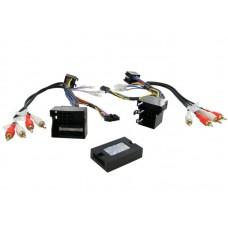 Адаптер кнопок на руле Connects2 CTSAD00C.2 CAN-Bus Audi с усилителем Bose