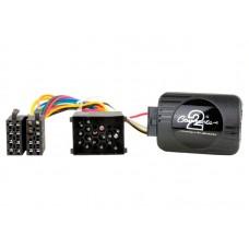 Адаптер кнопок на руле Connects2 CTSBM003.2 BMW
