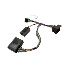 Адаптер кнопок на руле Connects2 CTSBM007.2 BMW с усилителем