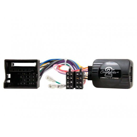 Адаптер кнопок на руле Connects2 CTSSK002.2 CAN-Bus Skoda
