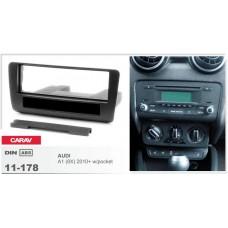 Переходная рамка Audi A1 (8X) Carav 11-178