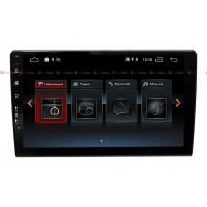 Универсальная автомагнитола RedPower серии S 300 10 дюймов Android 8