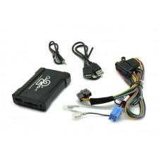 USB адаптер Connects2 для штатной магнитолы Fiat