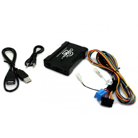 USB адаптер Connects2 для штатной магнитолы Alfa Romeo