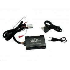 USB адаптер Connects2 для штатной магнитолы Audi