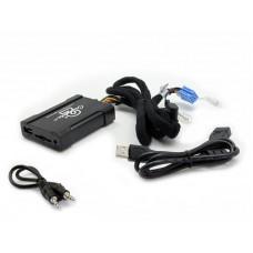 USB адаптер Connects2 для штатной магнитолы Citroen