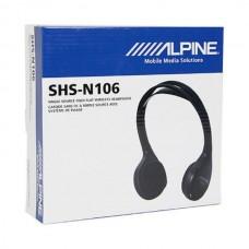 Наушники Alpine SHS-N106