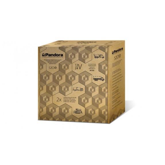 Автосигнализация Pandora DX-5200