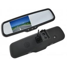 Зеркало с монитором SWAT VDR-TY-05